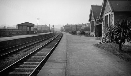 Midland Railway, Weston (Bath).1932 (LGRP, LGRP_13764).