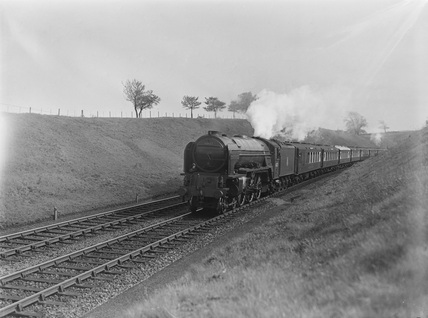 A1 Class engine No 60127, by Wilson Worsdell.