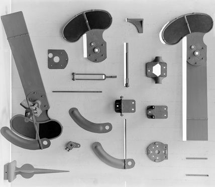 Lancashire & Yorkshire Railway 1912 pattern signal parts