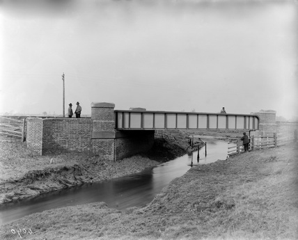New Bridge, River Nar, Lynn (Derby, DY_4070)