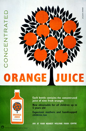Concentrated Orange Juice