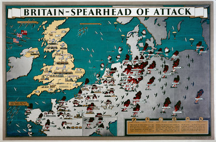 Britain - Spearhead Of Attack