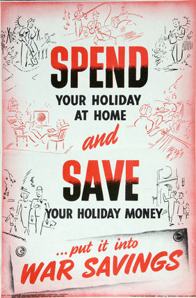 Spend Your Holiday At Home and Save