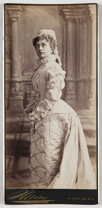 Mary Davenport, late 19th-early 20th century.