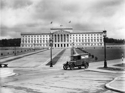 Northern Ireland - Stormont Castle - 1935
