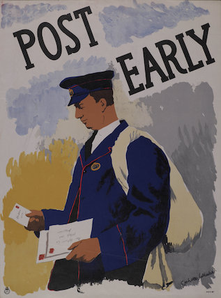 Post early - 1934