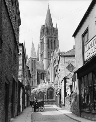 Truro Cathedral - 1937