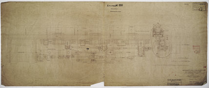 Engineering drawing  1927,A1966.24/MS0001/3/103558