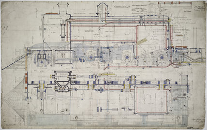 Engineering drawing  1902,A1966.24/MS0001/3/62080