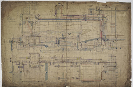 Engineering drawing 1904,A1966.24/MS0001/3/65694