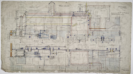 Engineering drawing 1904,A1966.24/MS0001/3/65788