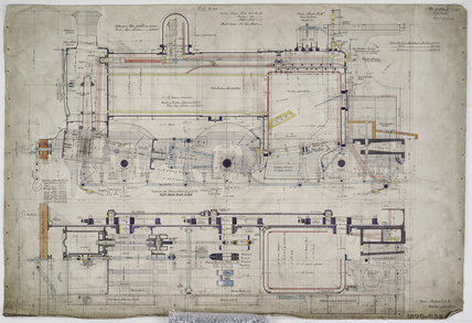 Engineering drawing 1904,A1966.24/MS0001/3/65848