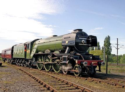 LNER 4-6-2 No. 4472 'Flying Scotsman' - 2005.
