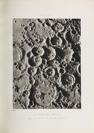 Plate XX, 'Overlapping Craters'