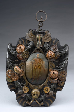 Barber surgeon's sign, England, 1680-1830