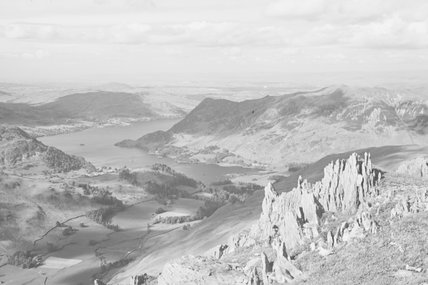 'Ullswater from Sunday Crag', 1943