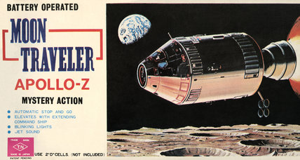 Moon Traveler Apollo-Z 1950