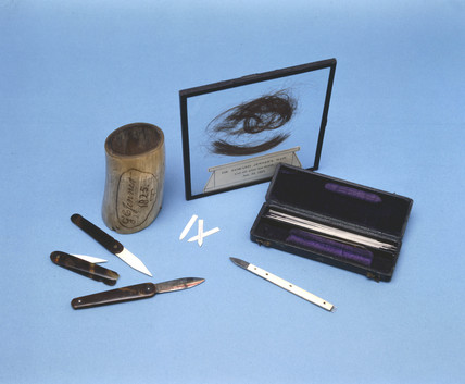 Early inoculation items, c 1798-1825.