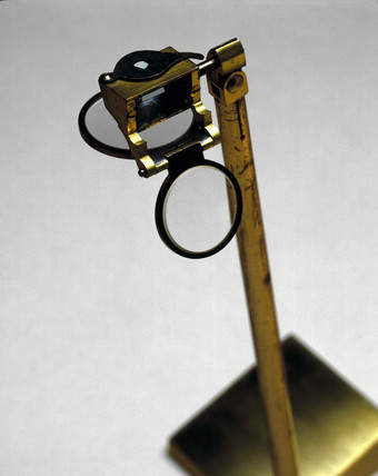 Wollaston type camera lucida, 1806-1820.