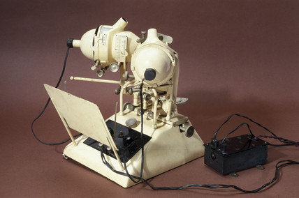 Synoptoscope, 1940-1960.