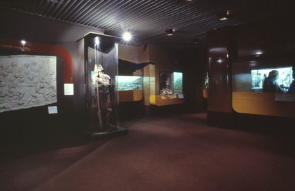 Lower Wellcome Gallery, Science Museum, London, 1990s.
