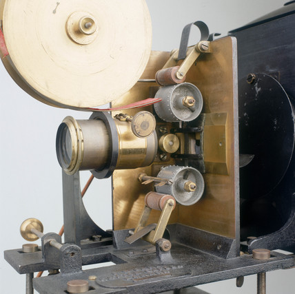 Paul's Theatrograph Projector No 2 Mark 1, 1896.