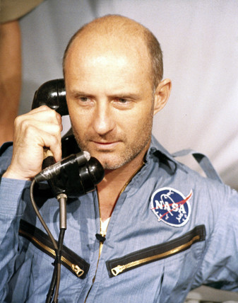 Astronaut Thomas Stafford, 1966.
