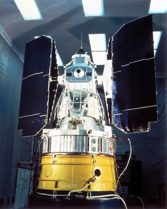 The Earth Resources Technology Satellite (ERTS-1), 1972.