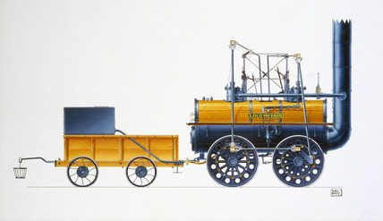 'Locomotion', c 1965