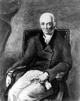 Christopher Blackett, 1780-1830.