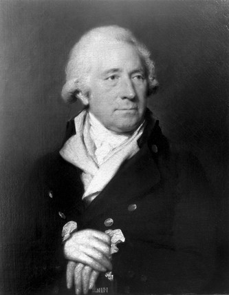 Matthew Boulton, English engineer and industrialist, late 18th-early 19th century.