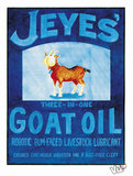 Jeyes' three-in-one Goat Oil