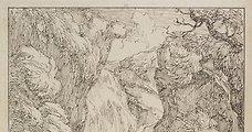 Thomas Barker's Landscape lithographs