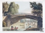Sydney Gardens and Kennet and Avon Canal, Bath 1805