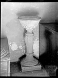 Font, Woolley Church c.1903