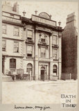 Nassau House, 13, Orange Grove, Bath c.1895