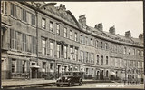 Somerset Place, Bath c.1940
