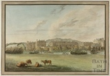 The North Parade, Bath 1773