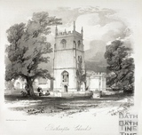 Bathampton Church c.1840