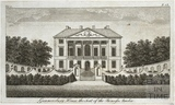Gunnersbury House, the Seat of the Princess Amelia