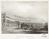 Norfolk Crescent, Bath 1829