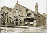 Riding School, Julian Road, Bath c.1890