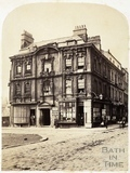 Bishop Butler's House, 14, Kingsmead Square, Bath c.1872