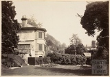 Widcombe Lodge, formerly known as Yew Cottage, Widcombe, Bath c.1890
