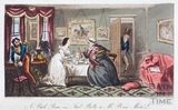 A Bath Beau and Frail Belle or Mr. B. and Miss L. 1826