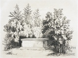 The Tomb of Mr. Beckford 1844