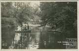 The Ferry, Warleigh c.1922