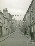 Coronation Celebrations in Ballance Street 1953