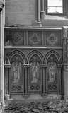 Panels at St Andrews church, Bath, April 1942