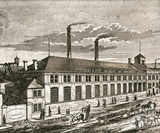 The Newark Works, Lower Bristol Road c.1870